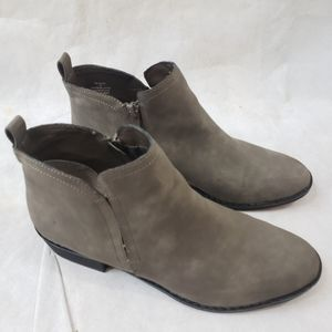 American Rag Cadeep Gray Ankle Booties